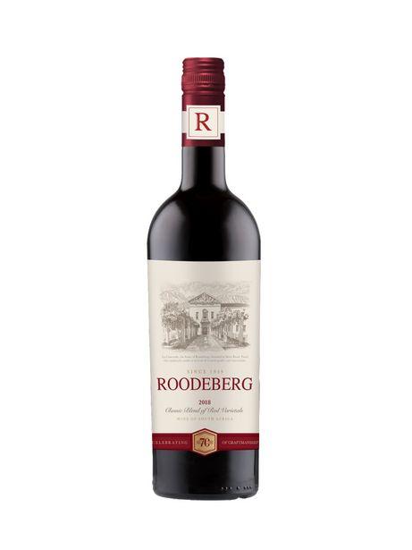 KWV Roodeberg Red discount at $13