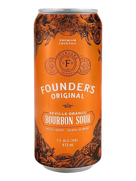 Founder's Original Bourbon Sour discount at $3.35
