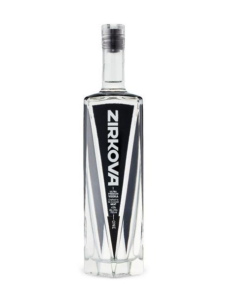 Zirkova One Ultra Premium Vodka discount at $32.95