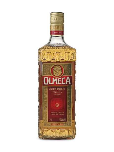 Olmeca Tequila Gold discount at $49.75