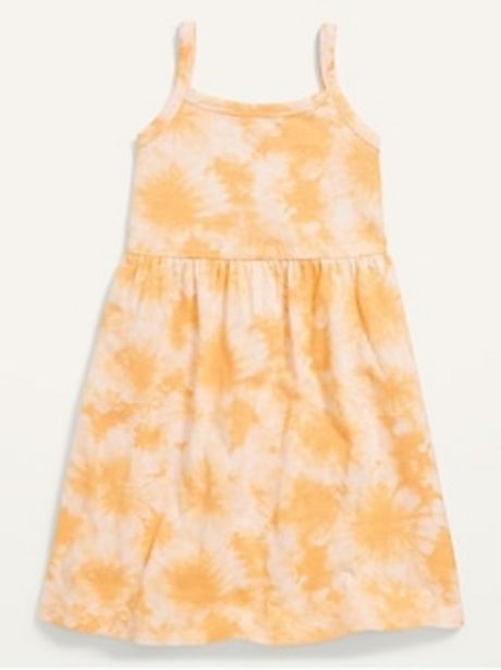 Fit & Flare Cami Dress for Toddler Girls discount at $4.97