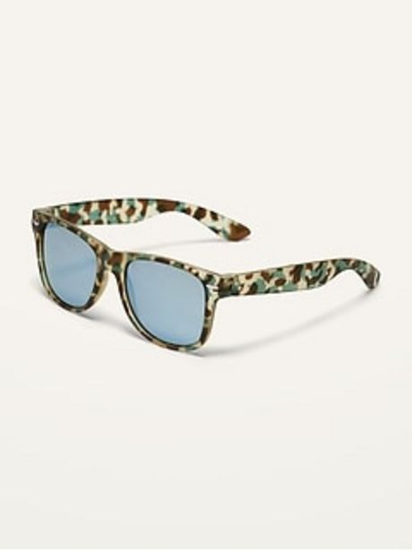 Gender-Neutral Square-Shaped Sunglasses for Kids discount at $9.97