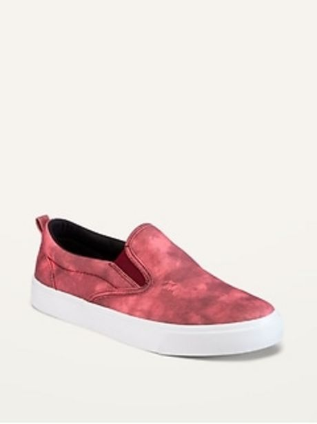 Canvas Slip-Ons for Boys discount at $20