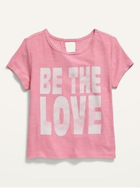 Breathe ON Built-In Flex Graphic Tee for Toddler Girls discount at $10