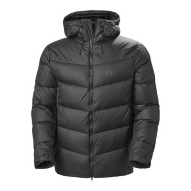 Helly Hansen Men's Verglas Icefall Down Jacket - Black discount at $239.97