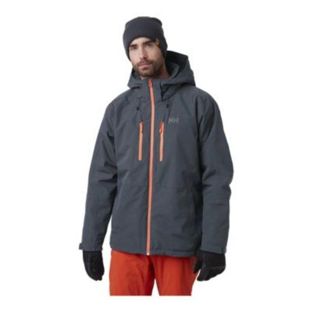 Helly Hansen Men's Juniper 3.0 Insulated Jacket - Slate discount at $269.97
