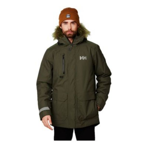Helly Hansen Men's Svalbard Insulated Parka discount at $227.97