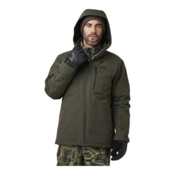 Helly Hansen Men's Juniper 3.0 Insulated Jacket - Beluga discount at $269.97