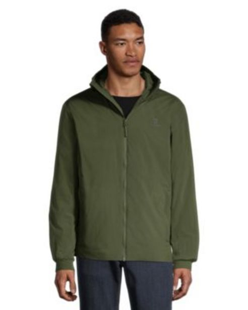 Woods Men's Howson Insulated Stretch Hybrid Jacket - Rifle Green discount at $99.97