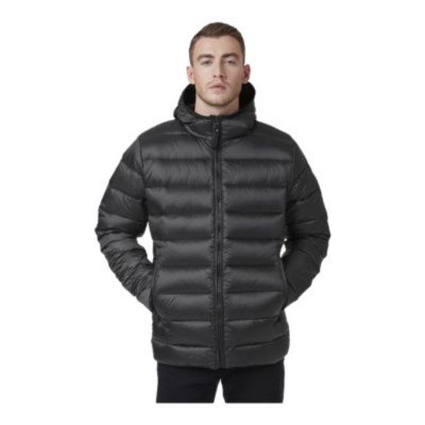 Helly Hansen Men's Svalbard Down Jacket - Black discount at $179.97