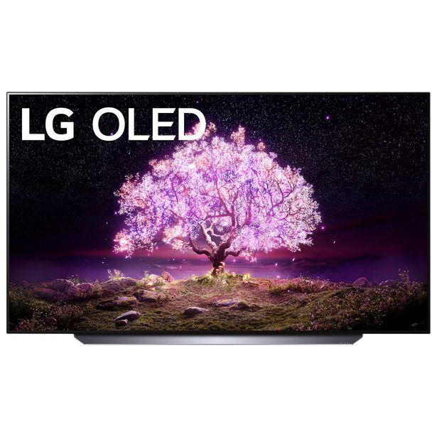 "LG 65"" 4K UHD HDR OLED webOS Smart TV (OLED65C1AUB) - 2021 discount at $2599.99"