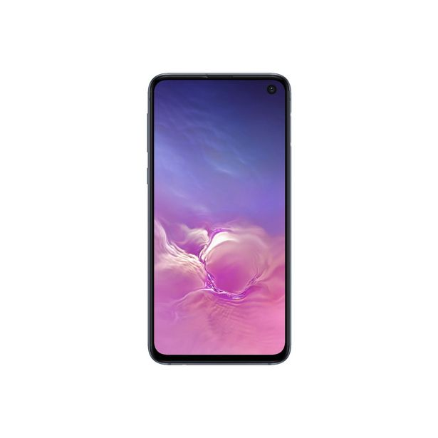 Samsung Galaxy S10e 128GB Smartphone - Prism Black - Unlocked - Open Box discount at $360.99