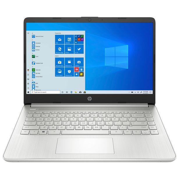 "HP 14"" Laptop - Natural Silver (AMD Ryzen 3 3250U/512GB SSD/8GB RAM/Windows 10) discount at $549.99"