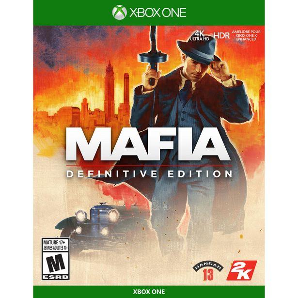 Mafia: Definitive Edition (Xbox One) discount at $19.99