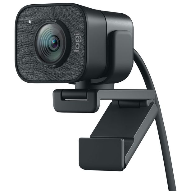 Logitech StreamCam Plus HD Webcam (960-001280) discount at $169.98