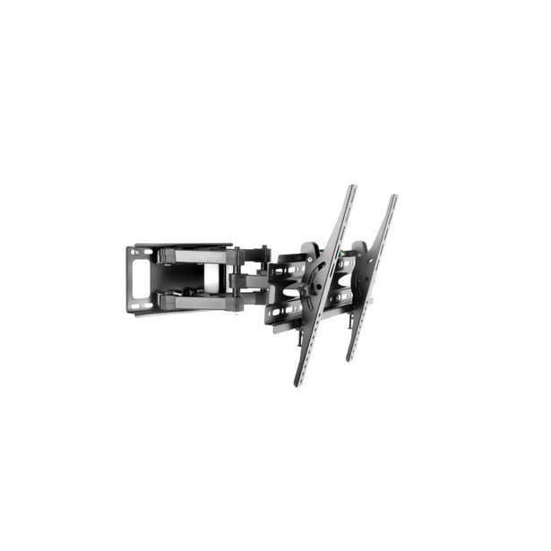 """ZfLogic 32"""" - 70"""" Full Motion TV Wall Mount – Black discount at $56.99"""
