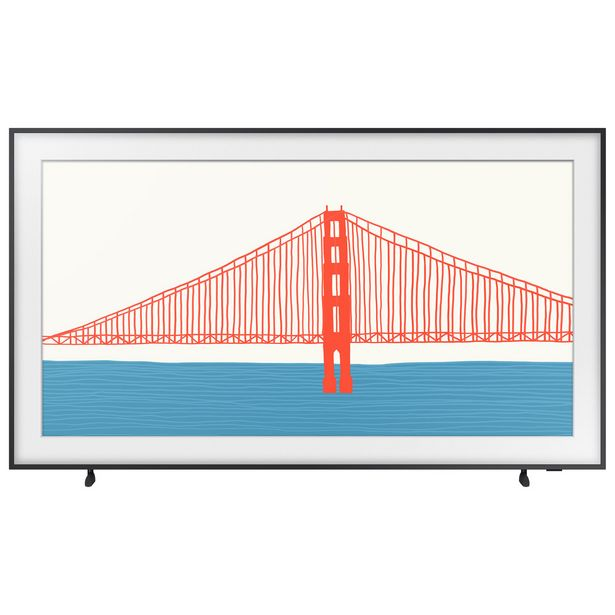 """Samsung The Frame 55"""" 4K UHD HDR QLED Tizen OS Smart TV (QN55LS03AAFXZC) - 2021 discount at $1499.99"""