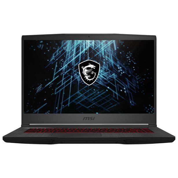 "MSI GF65 15.6"" Gaming Laptop (Intel Core i5-10500H/512GB SSD/16GB RAM/RTX 3060) discount at $1349.99"