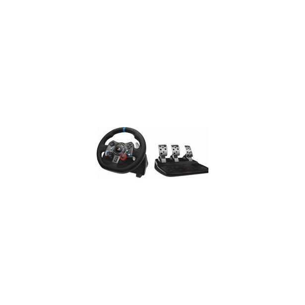 Logitech G29 Driving Force Race Wheel (941-000110),Refurbished discount at $278.99