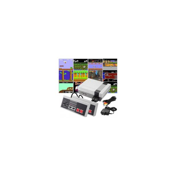 Classic Games Console with 620 Games Built in and 2 Controllers discount at $39.99