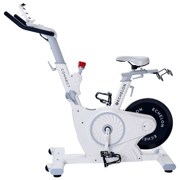 Echelon EX-3 Connect Exercise Bike - White discount at $999.97