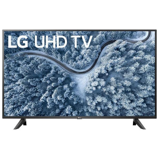 "LG 43"" 4K UHD HDR LED webOS Smart TV Smart TV (43UP7000PUA) - 2021 discount at $479.99"