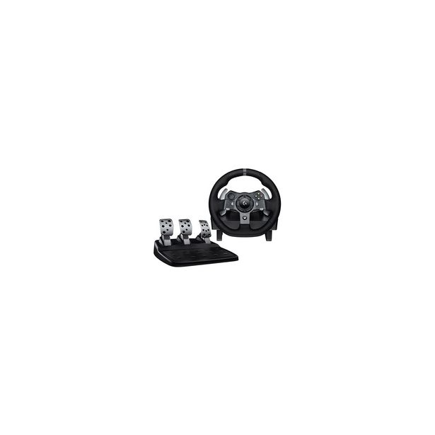 Logitech G920 Driving Force Racing Wheel for Xbox/PC – Dark (941-000121) - Refurbished discount at $278.99