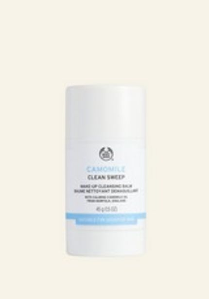 Camomile Clean Sweep Make-Up  Cleansing Balm discount at $20