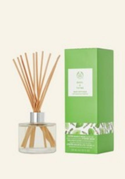 Basil & Thyme Reed Diffuser discount at $20