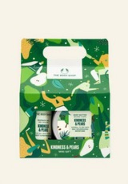 Kindness & Pears Mini Gift Set discount at $12
