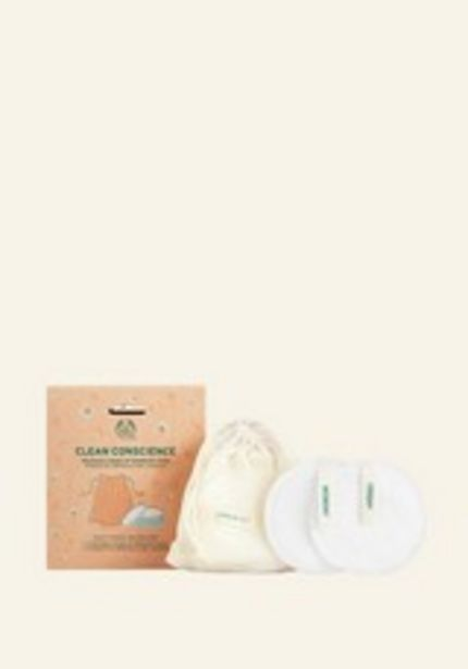 Clean Conscience Reusable Make-Up Remover Pads discount at $16
