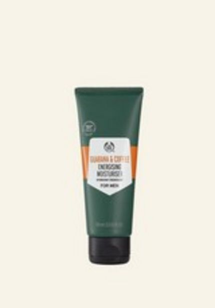 Guarana and Coffee Energizing Moisturizer For Men discount at $22