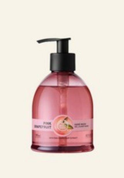 Pink Grapefruit Hand Wash discount at $12