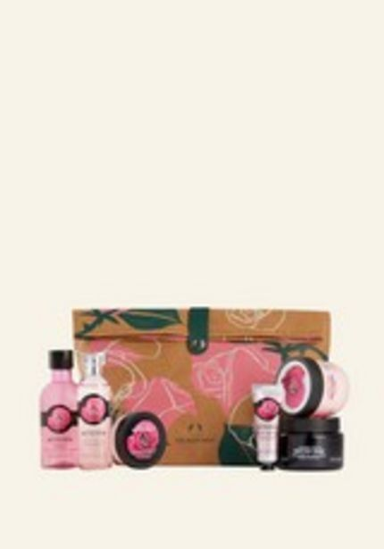 Glowing British Rose Ultimate Gift Pouch discount at $71
