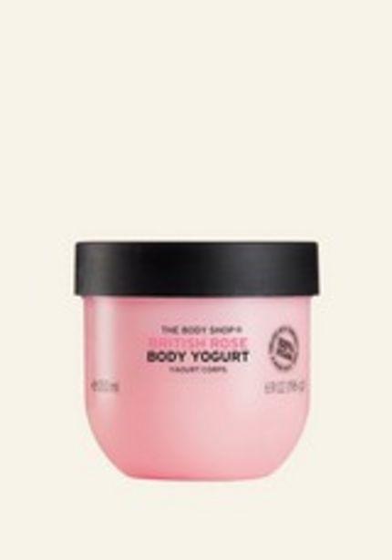 British Rose Body Yogurt discount at $16