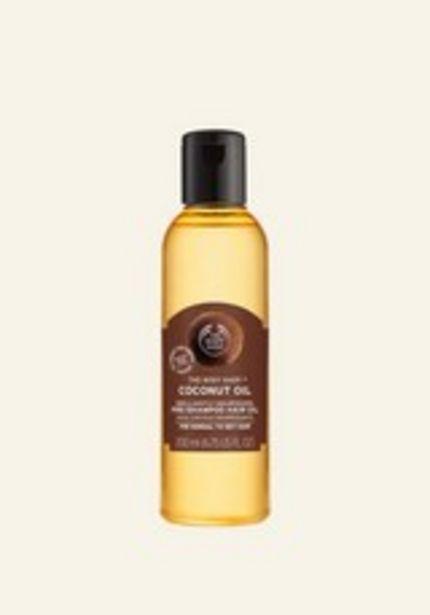 Coconut Oil Brilliantly Nourishing Pre-Shampoo Hair Oil discount at $14