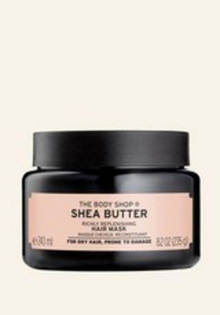 Shea Butter Richly Replenishing Hair Mask discount at $16