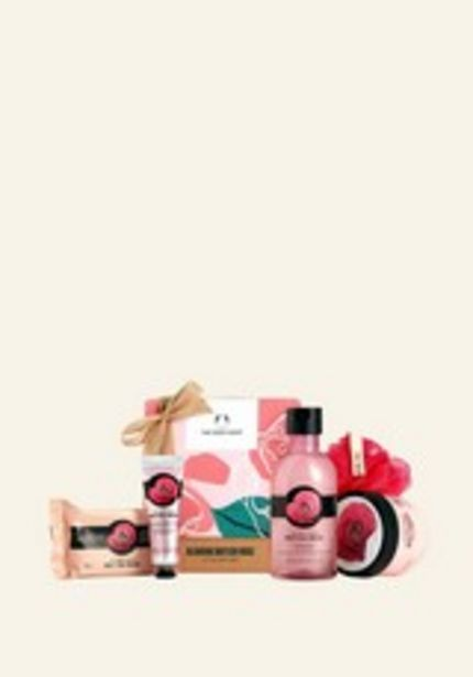 Glowing British Rose Little Gift Box discount at $32