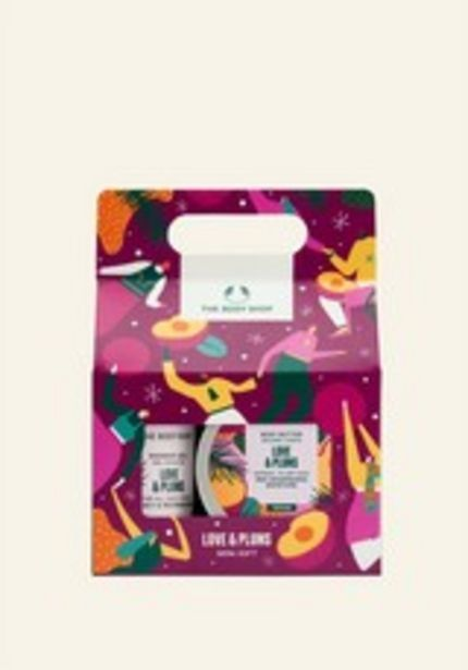 Love & Plums Mini Gift Set discount at $12
