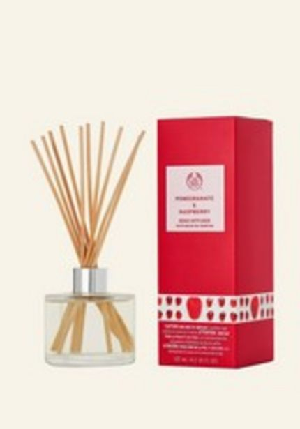 Pomegranate & Raspberry Reed Diffuser discount at $20