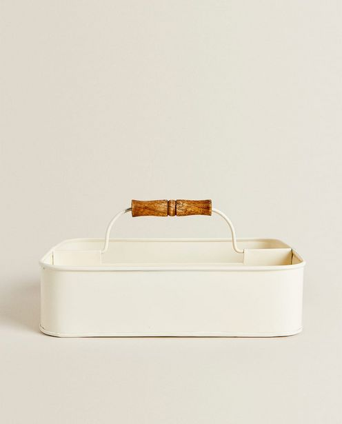 Lacquered Metal Box discount at $39.9
