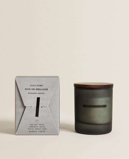 (200 G) Bois De Réglisse Scented Candle discount at $29.9