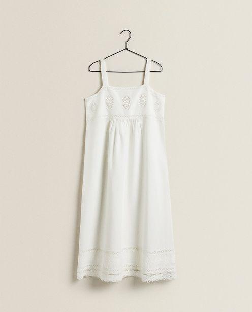 Cotton And Linen Blend Dress discount at $139