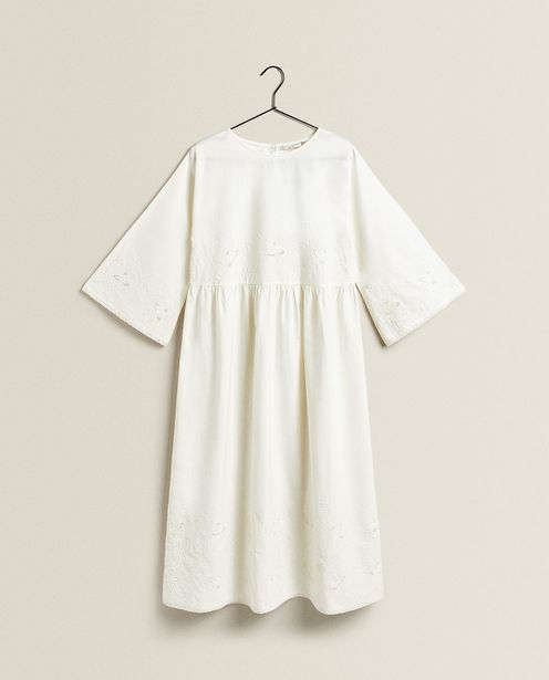 Embroidered Dress discount at $139