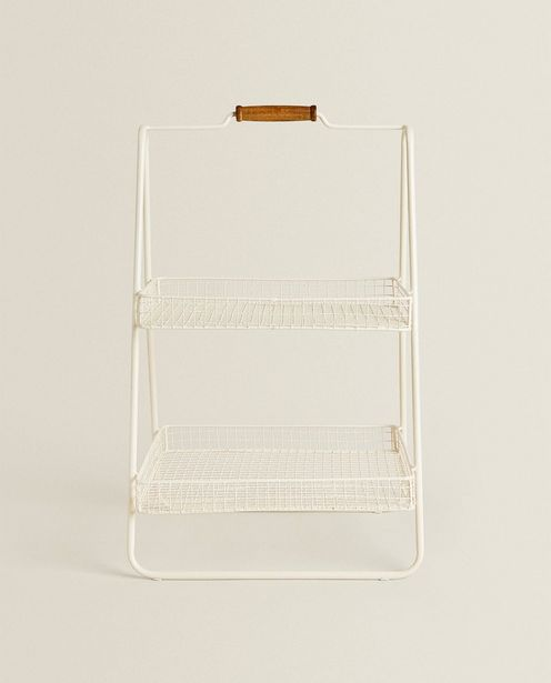 Double-Layer Lacquered Metal Tray discount at $99.9