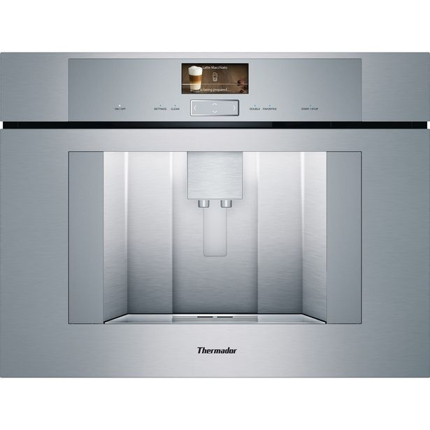 Thermador Built-in Coffee Machine with Tank discount at $6279