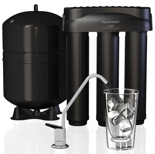 Kinetico Drinking Water System discount at $1349.98