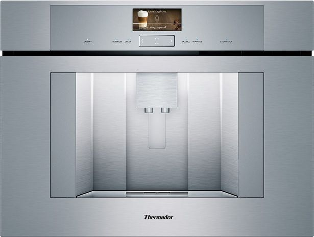 Thermador Built-in Coffee Machine with Tank discount at $5579