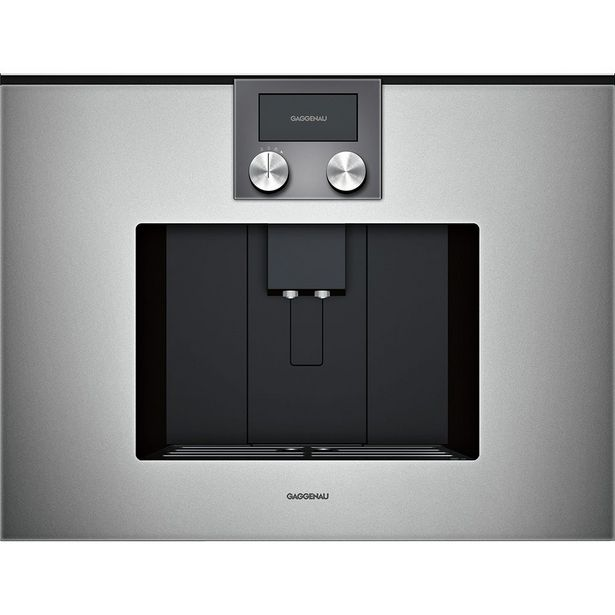 Gaggenau Built-in Coffee Machine with Tank discount at $5839