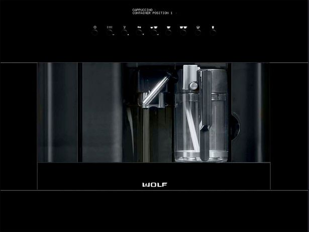 Wolf Built-in Coffee Machine with Tank discount at $6299